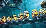 Slbtr Puzzle 1000 Teile Für Erwachsene |Minions 2015 Film Cartoon Hd | Kinderpuzzle Spiele Ab 6...