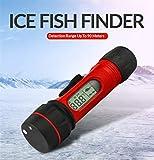 ZXX. Fish Finder, kabelloser Echolot-Sensor für die Fischtiefenmessung mit digitalem...