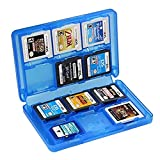 SOONSOP 3DS Aufbewahrungsetui für Spielkassetten 3DS Spiele Hülle 22 Spiele und 2 SD-Karten Hinein...