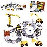 Autorennbahn Rennbahn Cars Spielzeug-spielzeugautos Autobahn ab 3 4 5 6 Jahre Junge...