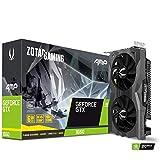 ZOTAC GAMING GeForce GTX 1660 AMP Grafikkarte (NVIDIA GTX 1660, 6GB GDDDR5, 192bit, Boost-Takt...