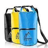 MNT10 Dry Bag Packsack wasserdicht mit Tragegurt I Dry Bags Waterproof 10l I Tasche Wasserdicht für...
