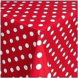 TEXMAXX Wachstuchtischdecke Wachstischdecke Wachstuch Tischdecke abwaschbar (150-01) - 100 x 140 cm...