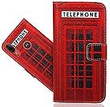 CaseExpert Motorola Moto E6 Plus Handy Tasche, Wallet Case Flip Cover Hüllen Etui Hülle...