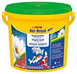 sera 07112 KOI ROYAL MINI 3800 ml - Hauptfutter fr die optimale Entwicklung von Koi bis 12 cm