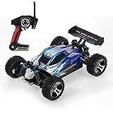 s-idee® 18105 A959 RC Auto Buggy Monstertruck 1:18 mit 2,4 GHz 50 km/h schnell, wendig, voll...