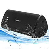 AY Bluetooth Drahtloser Lautsprecher 30W Tragbarer, IPX7 Wasserdicht, Bloototh Box Super Bass mit...
