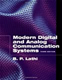 Modern Digital And Analog Communications Systems (The Oxford Series in Electrical and Computer...