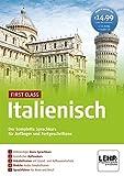 First Class Italienisch: Der komplette Sprachkurs fr Anfnger und Fortgeschrittene / Paket: 4 CD-ROMs...