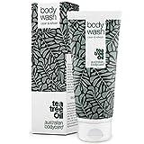 Australian Bodycare Body Wash 200ml | Teebaumöl Duschgel für Männer & Frauen bei Unreiner &...