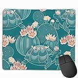Find A Tortoise Gaming Mauspad Mousepad Anti-Rutsch-Gummimatte Rechteck Mauspad für Schreibtisch...