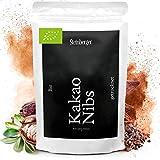 Premium BIO Kakaonibs roh von Steinberger | Kakao Nibs aus peruanischen Kakaobohnen | 1000 g im...