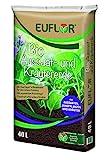 Euflor 40 L Bio Aussaat- und Krutererde, feine Spezialerde fr Aussaaten, Kruter, Jungpflanzen und...