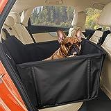 WUGLO Extra Stabiler Hunde Autositz - Verstärkter Autositz für kleine und mittlere Hunde mit 4...