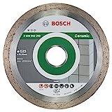 Bosch Professional Diamanttrennscheibe Standard for Ceramic Keramikfliesen für Winkelschleifer (Ø...