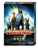 ZMan 691100 Pandemie Kooperatives Brettspiel, Single