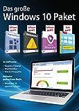 Das große Windows 10 Paket - Registry Cleaner, Tuner und Buch in einem Paket für Windows 10 / 8 /...
