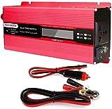 JQZ Car Inverter Inverter, 2000W (4000W Peak) 12V 24V zu Wechselstrom 110V-220V nderte...
