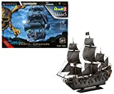 Revell 05699 Piratenschiff Disney Black Pearl (License Restricted, See Pirates of The Carribean),...