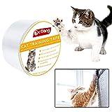 hook.s Anti-Scratch Cat Trainingsband, 3/5 / 10M Anti-Scratch Cat Scratching Abschreckungsband, Stop...