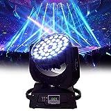 Yonntech DMX512 Lichteffekt Moving Head LED 36x10W Bühnenbeleuchtung Scheinwerfer Par Lichter DMX...