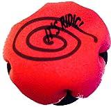 IT'S RIDIC! Rekordbrecher Sand gefüllt 2-Panel-Hacky Sack Footbag Rot schwarz