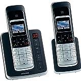 Swissvoice Eurit 459 TAM Colour Duo Schnurloses ISDN Telefon mit Anrufbeantworter und graphischem...