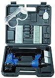 Scheppach Druckluftpistole 2in1 Klammer und Nagelpistole (Nägel bis 50mm, Klammern bis 40mm,...