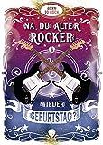 bentino Geburtstagskarte XL mit'Gitarre' zum SELBER SPIELEN, spiele auf der Gitarre den Song'Smoke...