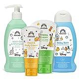 Mama Bear – Disney – Gemischtes Paket: Babybad, Shampoo, Windelcreme, Gesichts- und Körpercreme