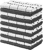 Utopia Towels - 12er Pack Geschirrtücher Küchentücher, 38 x 64 cm Baumwolle Geschirrtüch –...