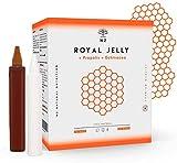 Gelée Royale Pur mit Propolis, Vitamin C und Echinacea. 30 Ampullen 2000 MG. Reduziert Müdigkeit...