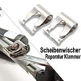 Overdrive-Racing Universal Reparatursatz Scheibenwischer Gestänge Reparatur Kit Klammern Repair...