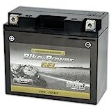 Intact Motorrad Batterie Gel 12 V 10 AH (GT12B-4 / 51299) passend für: LI-12-12B-4 - YT12BBS -...