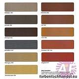 Pufas Dach- und Sockelfarbe 5 L Farbe: Betongrau 962 Dachfarbe Sockel-Anstrich