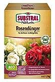 Substral Naturen Bio Rosen, Organisch-mineralischer Volldünger für alle Rosengewächse, wirkt bis...