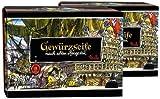 Garnier Gewürzseife, feste Seife, für sanfte Reinigung, mit aromatischem Gewürzduft, 5er Pack (5...