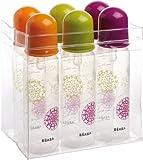 Fläschchen-Set mit 6 Kunststofflaschen 240ml