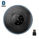 eMeet Bluetooth Freisprecheinrichtung - Konferenzlautsprecher M2 USB Speak Handy 8M Weitfeld...