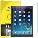 JETech Schutzfolie Kompatibel mit Apple iPad (9,7-Zoll, 2018/2017 Modell, 6./5.Generation), iPad Air...