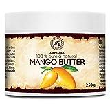 Mangobutter - 250g - Mangifera Indica aus Indonesia - Mango Körperbutter - Emollient - Mangokernöl...