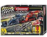 Carrera GO!!! No Limits Rennstrecken-Set   8,9m elektrische Rennbahn mit Ferrari SF71H &...