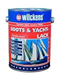 Wilckens Boots & Yachtlack 2,5 l Bootslack Kunstharz-Klarlack Kunstharzfarbe Yachtlack