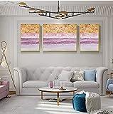 RJW (L Wohnzimmer dekorative Malerei Minimalist modernen skandinavischen Stil Sofa Kulisse Painted...