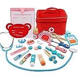LITIST Tragbares Rollenspiel Medizinisches Set Baby und Mädchen Spielen Haussimulation Doktor...