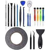 Zacro 21 in 1 Profi Reparatur Werkzeug Set Tool kit für Handy und Smartphone & Multimedia oder...
