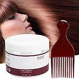 Haarpflegemaske , Keratin, Pflegeprodukte Shampoo & Conditioner Sets Haarmaske Kostenlose Heizung...