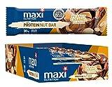 Maxi Nutrition Protein Nut Bar - Peanut Caramel, 900 g