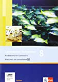 Lambacher Schweizer Mathematik 8. Ausgabe Sachsen: Arbeitsheft plus Lösungsheft und Lernsoftware...