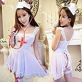 Butterfly BB Sexy Krankenschwester Kostüme für Frauen Naughty Nurse Outfit Dessous sexy offene...